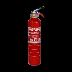 Extintor polvo ABC 1 kg