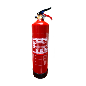 Extintor polvo ABC 3kg