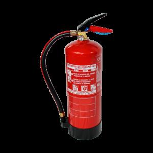 Extintor polvo ABC 6kg