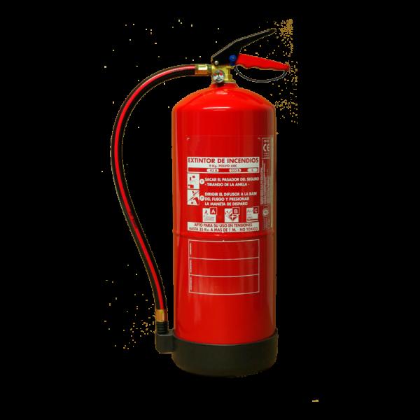 Extintor polvo ABC 9kg