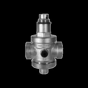 Válvula reductora de presión roscada PN25