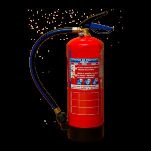 Extintor hídrico 6kg