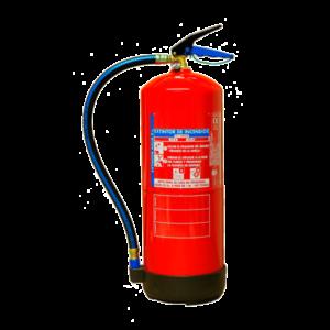 Extintor hídrico 9kg