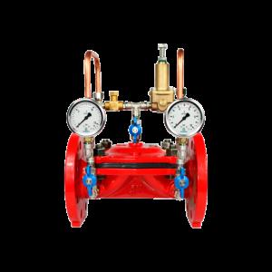 Válvula reductora de presión modelo GAL100 PN16