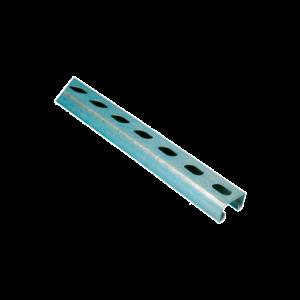 Carril 21 x 41 x 1.5 mm