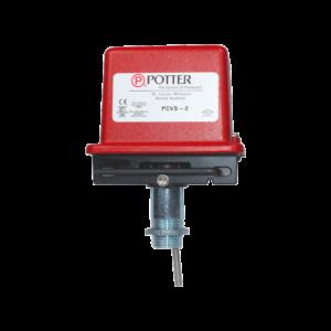 Interruptor de supervisión para válvulas mariposa y poste indicador