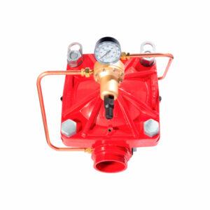 Válvula de alivio de presión ranurada FM-UL