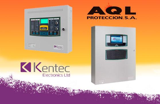AQL nuevo distribuidor Kentec