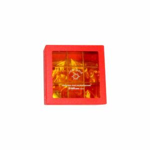 Caja de plástico para llaves