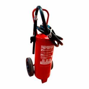 Carro extintor hídricos de 25 Litros