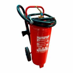 Carro extintor hídricos de 50 Litros