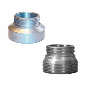 Casquillos reductores de aluminio