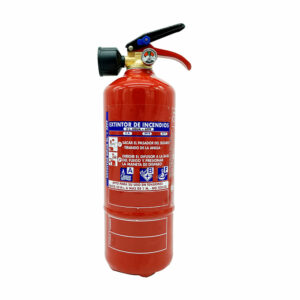Extintor hídrico 2 litros