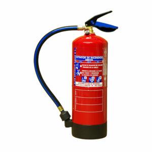 Extintor 6Litros Extra alta eficacia