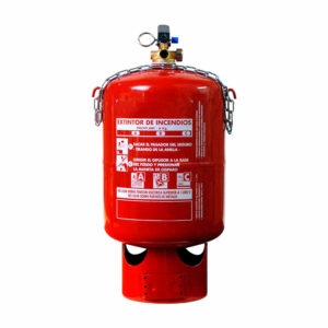 Extintor automático de polvo ABC de 6kg