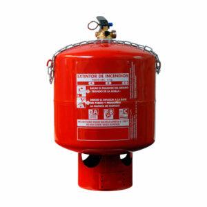Extintor automático de polvo ABC de 9kg