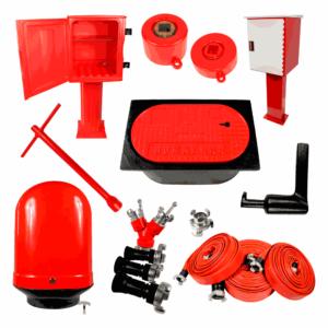 Accesorios hidrantes