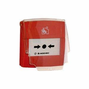 tapa de protección para pulsadores